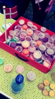 Vodka Jelly Shots