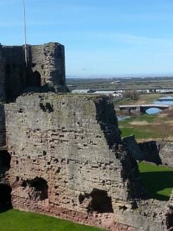 Rhuddlan Castle #nofilter