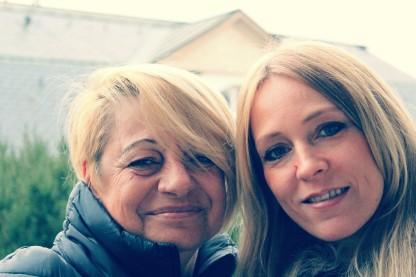 Mum & daughter-in-law