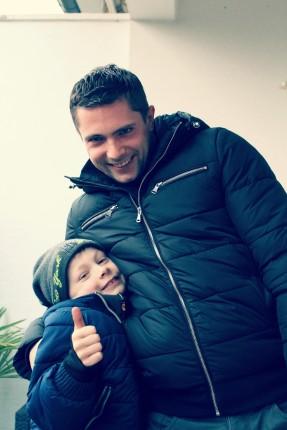 Uncle & nephew