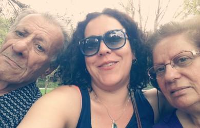 Aunt, uncle & Jojo