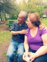 Auntie & uncle, St David's, Laval