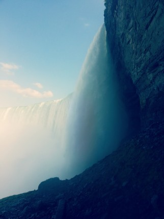 Majestic, powerful, thunderous Niagara Falls