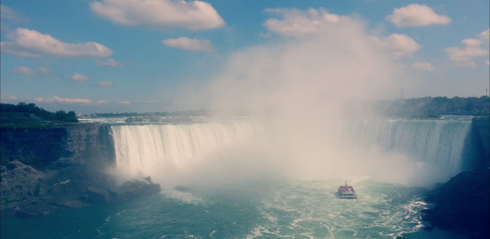Panoramic Niagara