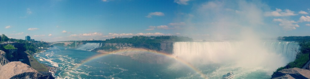 Rainbow plus Falls