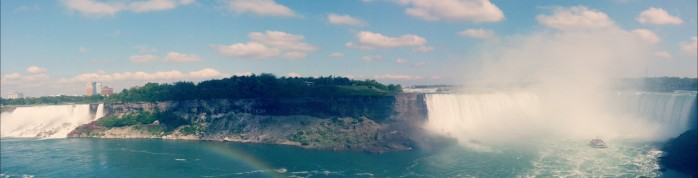 The Canadian Niagara Falls