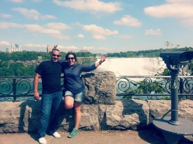 Cuz & I, Niagara Falls!