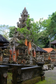 Monkey Forest Temple 1