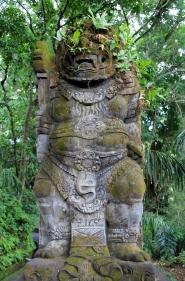 Stone statue 1