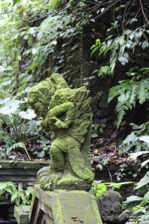 Stone statue 11