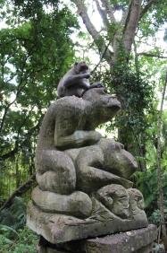 Stone statue 13
