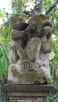 Stone statue 2