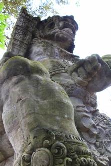 Stone statue 4