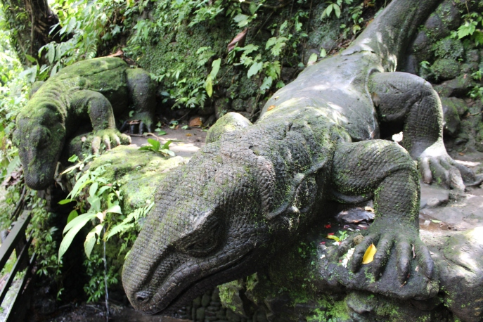 Stone statue 5